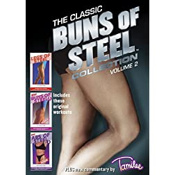 Classic Buns of Steel DVD Collection Volume 2