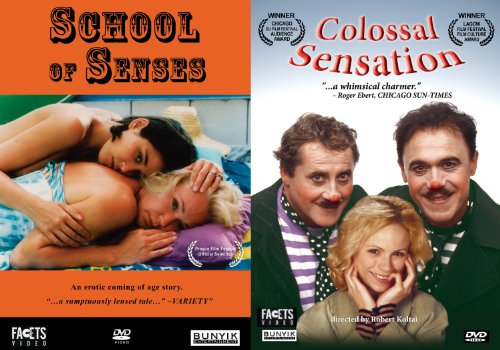 Tales From Gypsies: Colossal Sensation & School of Senses