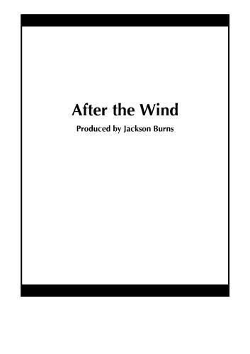 After the Wind