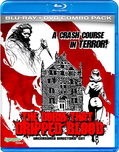 The Dorm That Dripped Blood [Blu-ray + DVD Combo Pack]