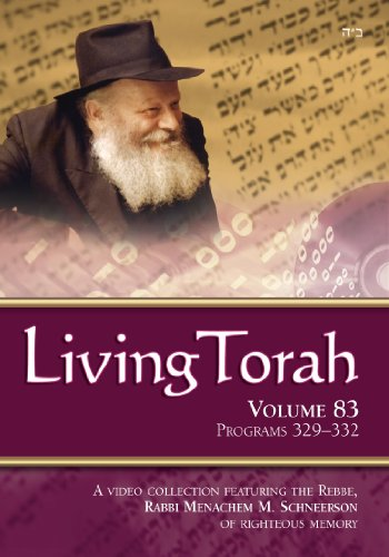 Living Torah Volume 83 Programs 329-332