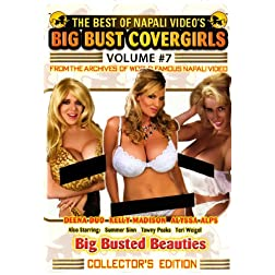 The Best of Napali Video's Big Bust Covergirls Vol. 7