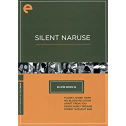 Eclipse Series 26: Silent Naruse (Flunky, Work Hard / No Blood Relation / Apart from You / Every-Night Dreams / Street Without End) (Criterion Collection)