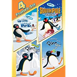 Pingu (Four Feature Set)