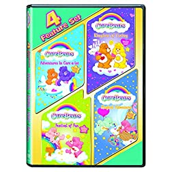 Care Bears (Four Feature Set)