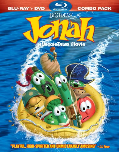 Jonah: A VeggieTales Movie (Blu-ray/DVD Combo)