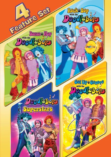 Doodlebops (Four Feature Set)