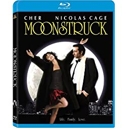 Moonstruck [Blu-ray]
