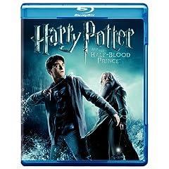 Harry Potter & Half-Blood Prince [Blu-ray]