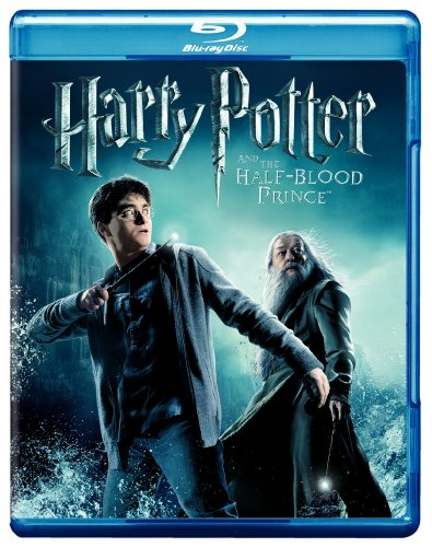 Harry Potter & Half-Blood Prince [Blu-ray]