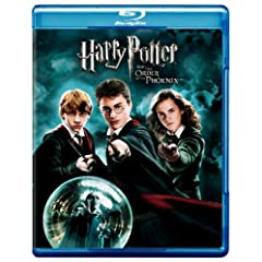 Harry Potter & The Order of the Phoenix [Blu-ray]