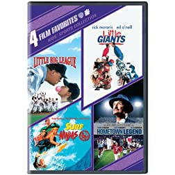 4 Film Favorites: Kids Sports