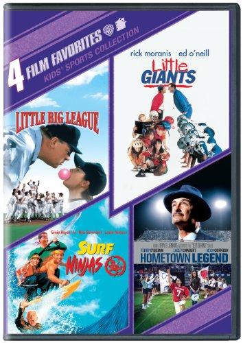 4 Film Favorites: Kids Sports