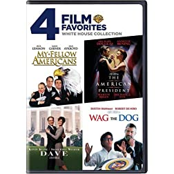 4 Film Favorites: White House