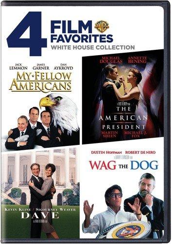 4 Film Favorites: White House