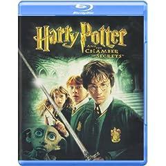 Harry Potter & Chamber of Secrets [Blu-ray]