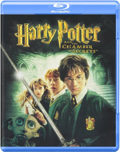 Harry Potter & Chamber of Secrets [Blu-ray]