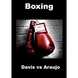 Davis vs Araujo - Boxing