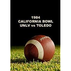 1984 UNLV vs Toledo - California Bowl