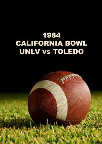 1984 UNLV vs Toledo - California Bowl