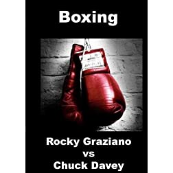 Rocky Graziano vs Chuck Davey