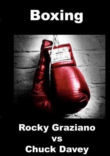 Rocky Graziano vs Chuck Davey