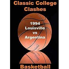 1994 Louisville vs Argentina - Basketball