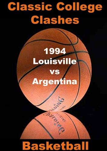 1994 Louisville vs Argentina - Basketball