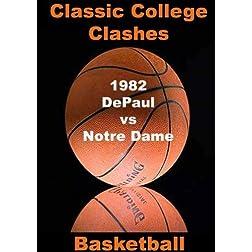 1982 DePaul vs Notre Dame