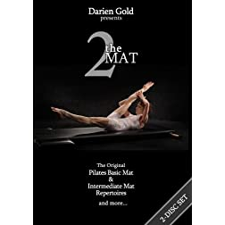 Darien Gold presents 2 The Mat