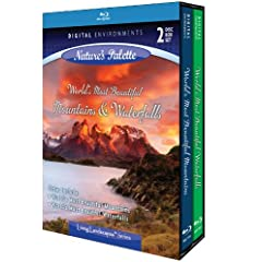 Living Landscapes: World's Most Beautiful [Blu-ray]