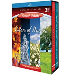 Living Landscapes: Colors of Nature [Blu-ray]
