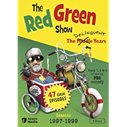 Red Green Show: The Delinquent Years (Seasons 1997 - 1999)