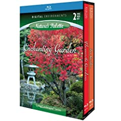 Living Landscapes: Enchanting Garden [Blu-ray]