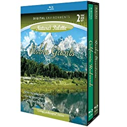 Living Landscapes: Noble Giants [Blu-ray]