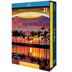 Living Landscapes: Tropical Getaway [Blu-ray]