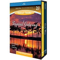 Living Landscapes: Tropical Getaway [Blu-ray]