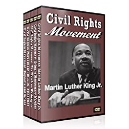 Civil Rights Movement (Box Set), The March on Washington, Selma to Montgomery Marches, Boycotts and Sit-ins, Martin Luther King Jr. Speeches, Martin Luther King Jr.