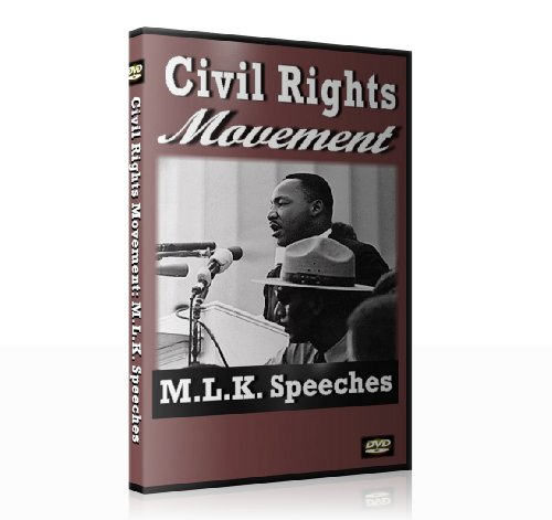 Martin Luther King Jr. Speeches (Civil Rights Movement)