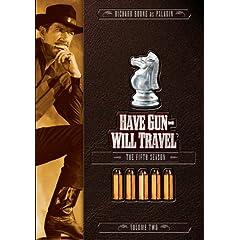 Have Gun Will Travel: Fifth Season V.2