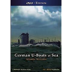 German U-Boats at Sea