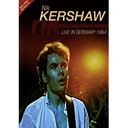 Kershaw, Nik - Live In Germany 1984