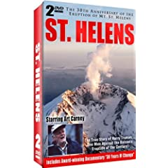 St. Helens - The 30th Anniversary of the Eruption of Mt. St. Helens - 2 DVD Special Embossed Tin!