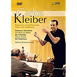 Carlos Kleiber - Rehearsal & Performance
