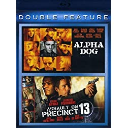 Alpha Dog & Assault on Precinct 13 [Blu-ray]