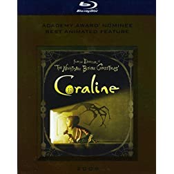 Coraline [Blu-ray]