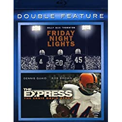 Friday Night Lights & Express [Blu-ray]
