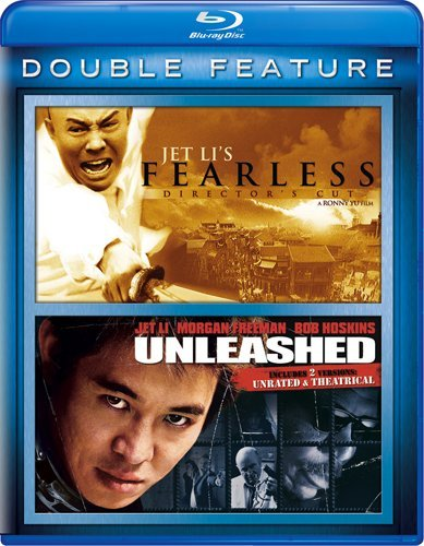 Jet Li's Fearless & Unleashed [Blu-ray]