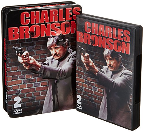 Charles Bronson - 2 DVD Special Embossed Tin!