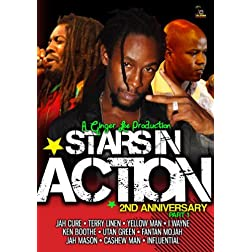 Stars In Action 2Nd Anniversary Part 1